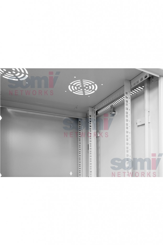 Dvigubo varstymo komutacine spinta 4U 6U 9U 12U 15U 18U double hinghed cabinet 10