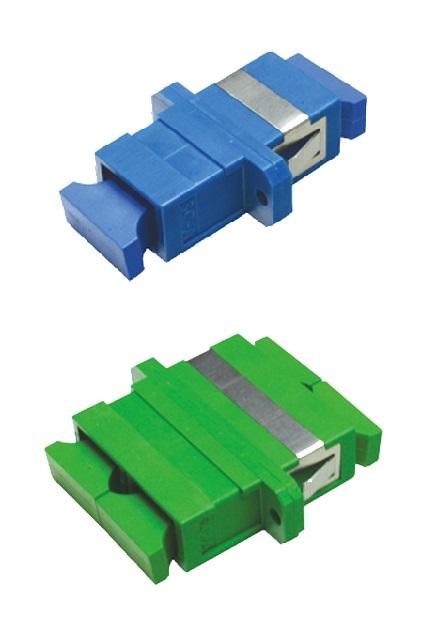 SC Adapters UPC APC SM MM Simpex Duplex