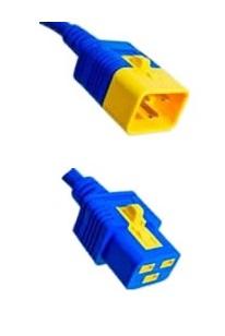 V-LOCK  C19-C20 Blue cords