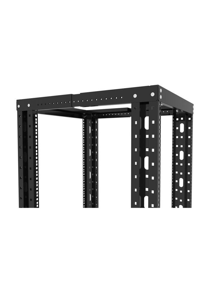 Open frame four post rack 18U, 22U, 27U, 32U, 37U, 42U, 45U, 47U -5