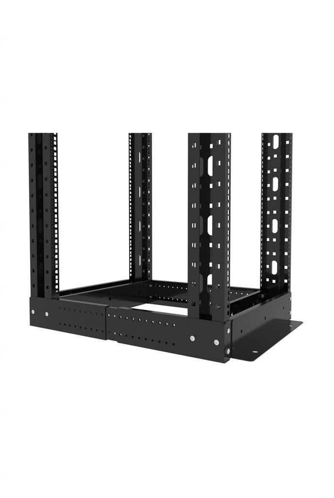 Open frame four post rack 18U, 22U, 27U, 32U, 37U, 42U, 45U, 47U -6