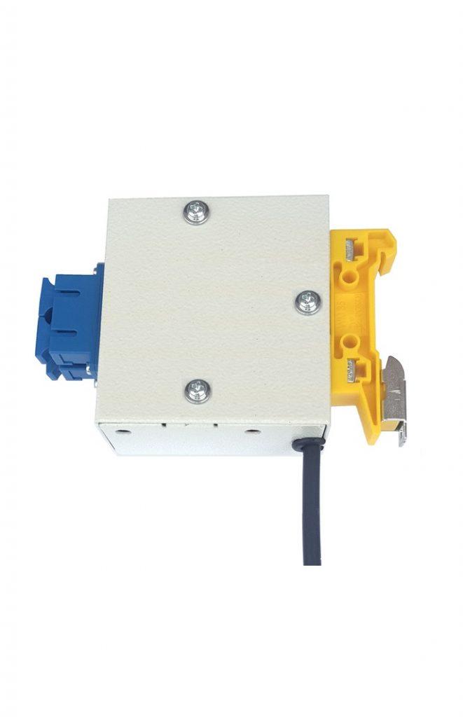 FTB-DIN-2DSC fiber box DIN sviesolaidine dezute