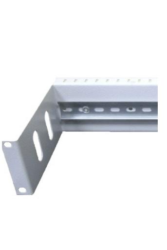 SR550751 DIN panele 2U automatams elektros keitikliams din begelis