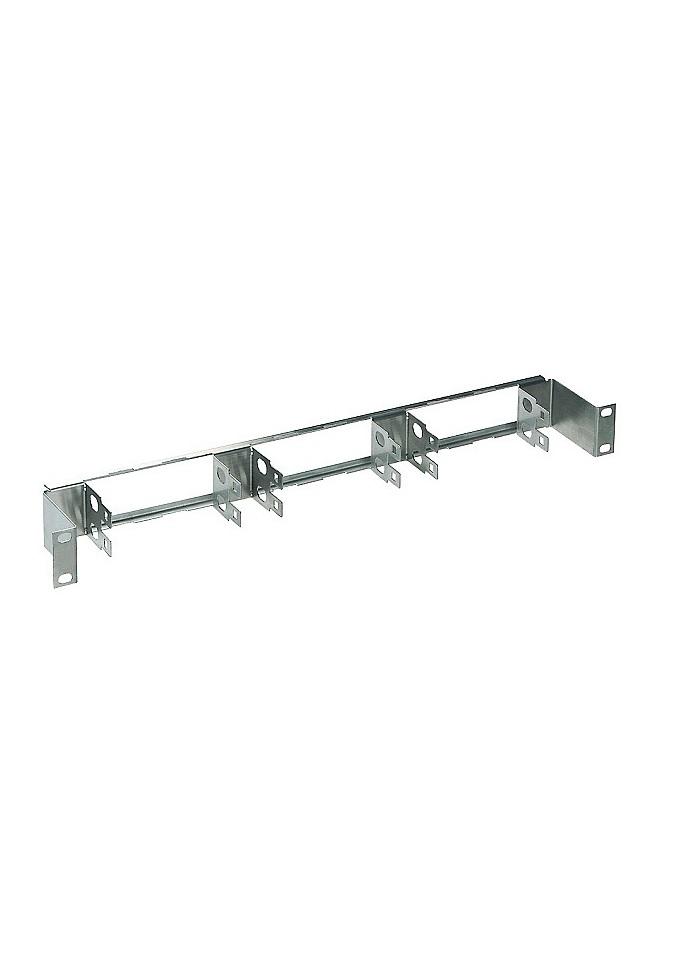 LSA holder 60 pair stainless steel rackmount